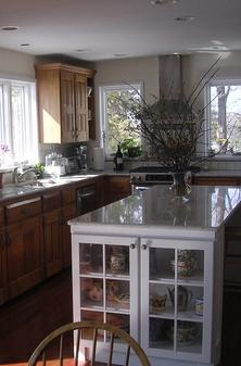 Vermont kitchen renovation